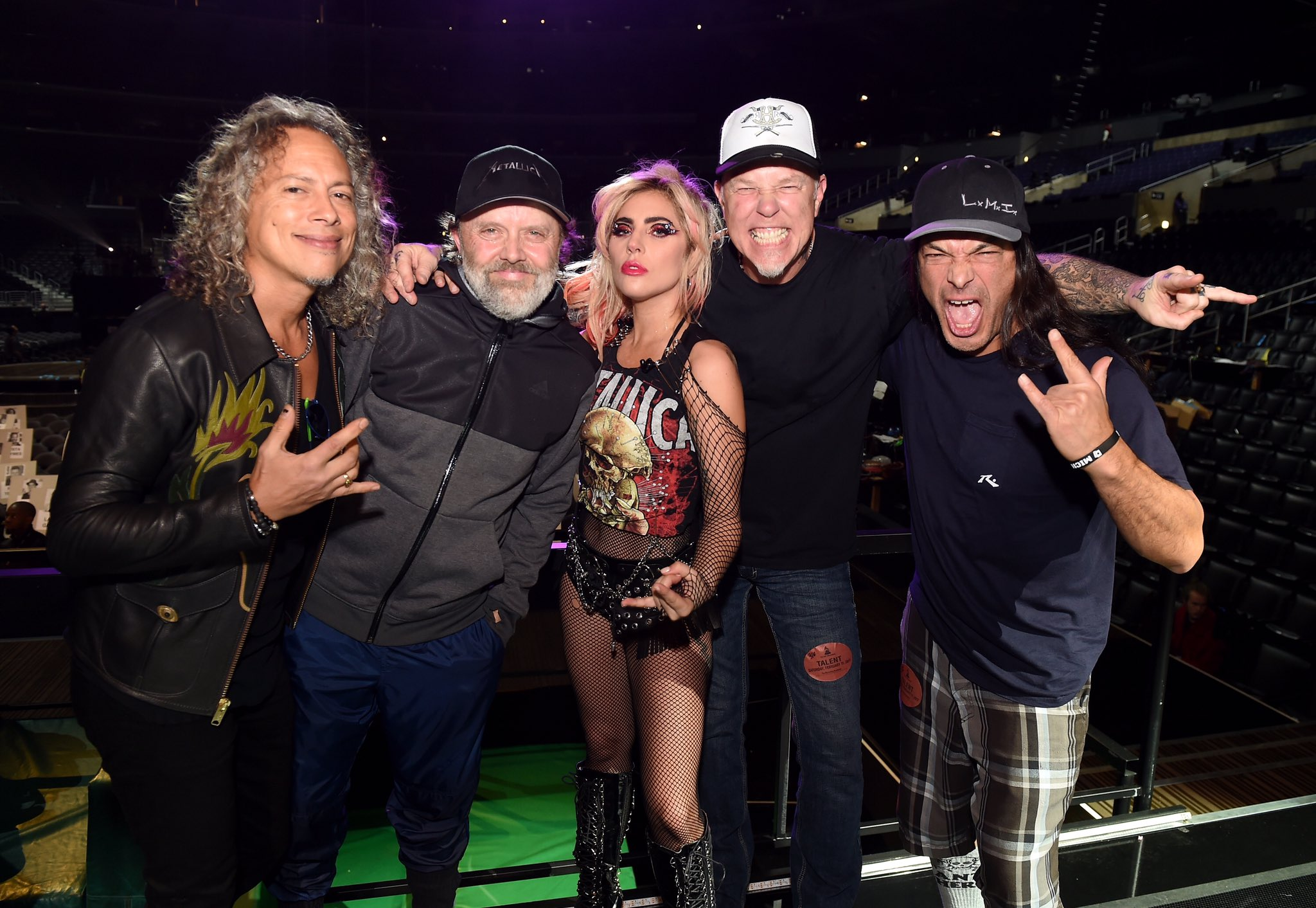 See you at the Grammys. ��#MetalliGa @Metallica ���� https://t.co/asIALPRrPC