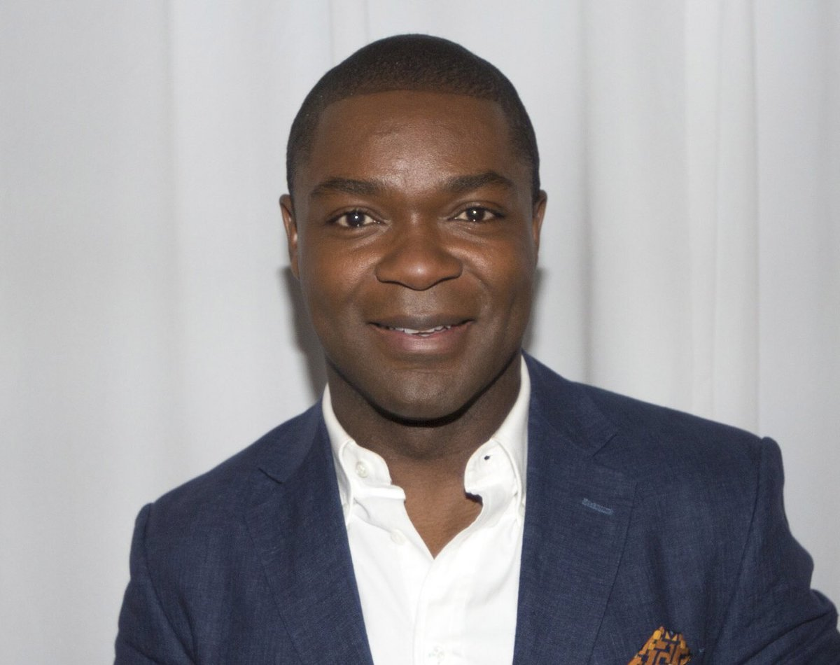 David Oyelowo and his role on 'A United Kingdom.'  https://t.co/OkalQW...