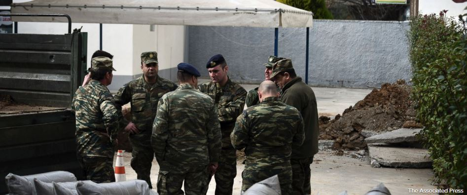 Greece evacuates 75,000 people to defuse WWII bomb