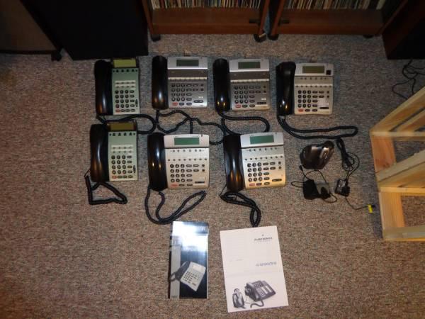 Nec Phone Dterm 80 Manual