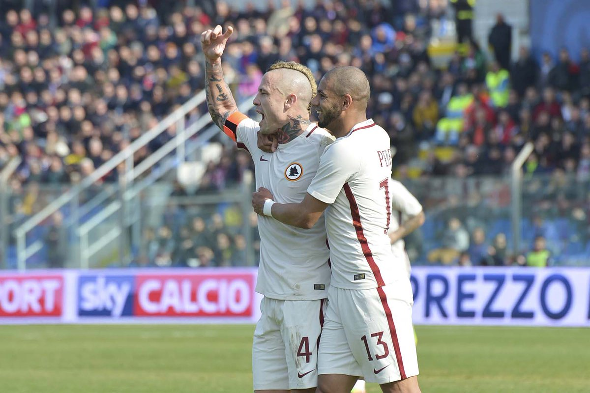 Crotone Roma Highlights