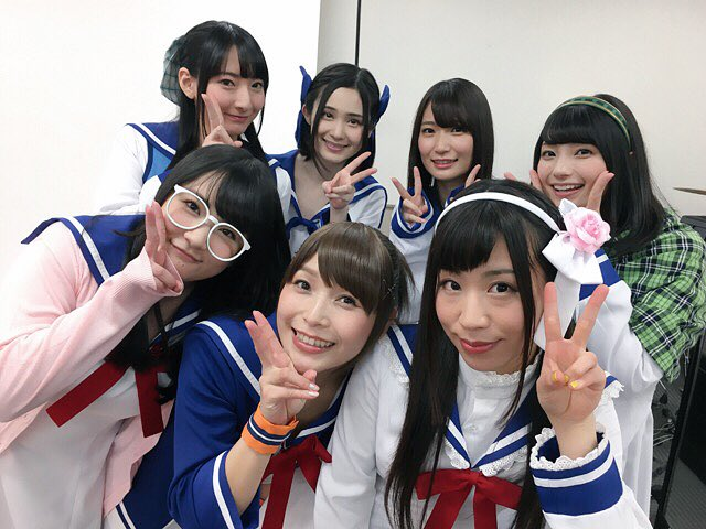 「JAEPO LIVE 2017 ~パーリナイ2~(祭)」楽しかったです!  7人になり、11/5(…