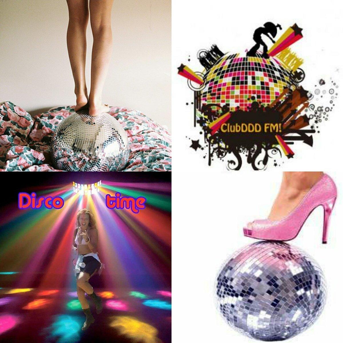 Om 12u ben ik er weer met de #DiscoTrip  http://www. clubddd.nl  &nbsp;   #stream #disco #funky #soul<br>http://pic.twitter.com/pmzWEAE134
