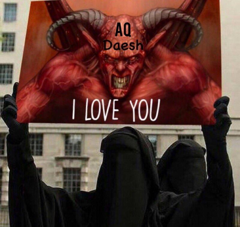 On est des merdeuses de 16 ans, on se marie pour être veuve de #daesh le lendemain! Wallah trop super le kalifa #BandeDeConnes <br>http://pic.twitter.com/xZyj93TFcX