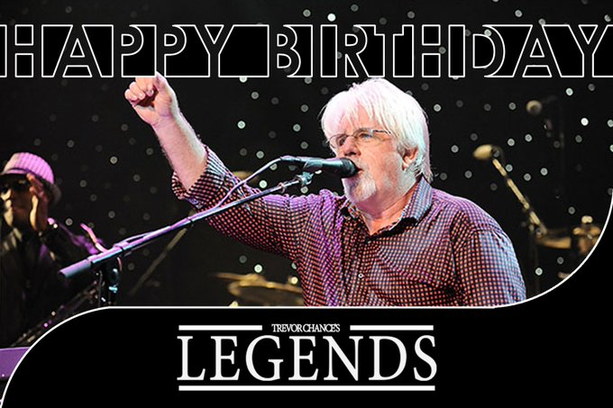 Happy Birthday to legendary singer, Michael McDonald...