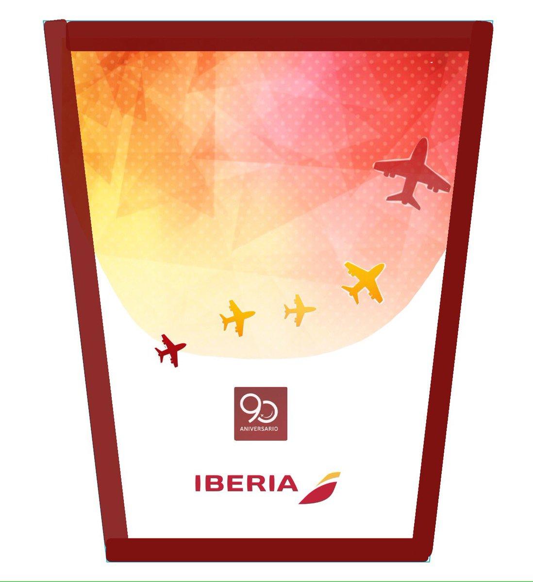Resultado de imagen para Iberia 90 aniversarios