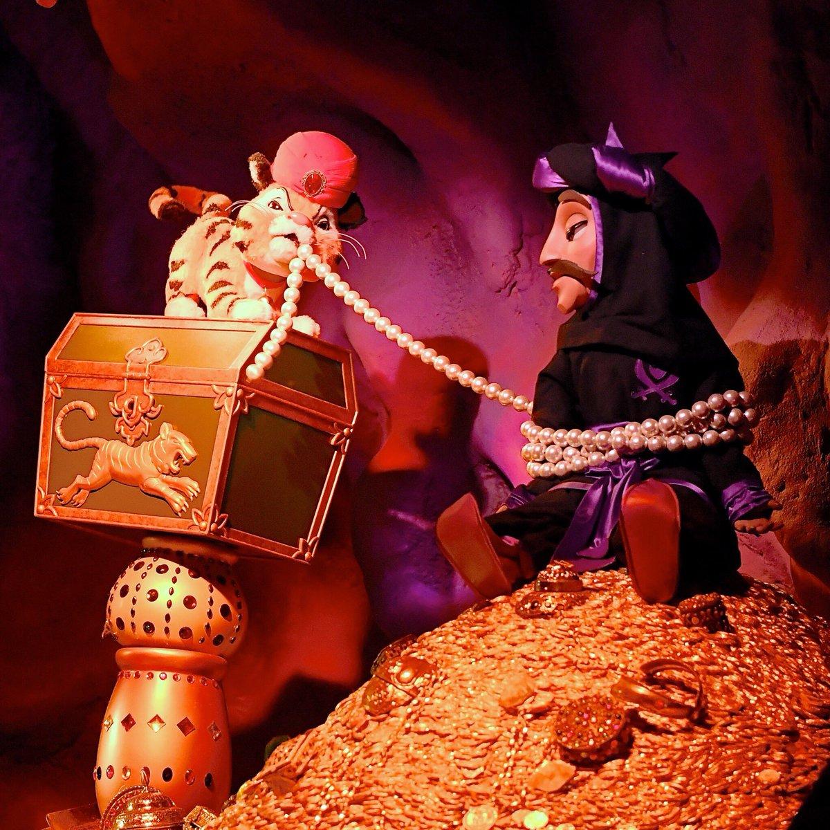 東京ディズニーシー「シンドバッド・ストーリーブック・ヴォヤッジ」は明日2月13日から3月2日まで休止…