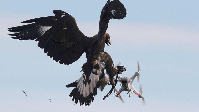 Roma è la capitale italiana dei droni