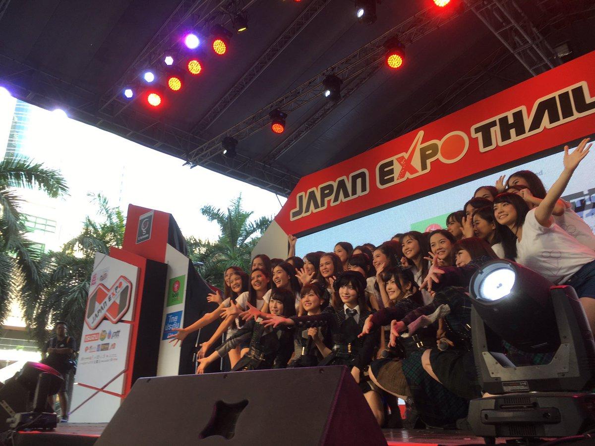 『JAPAN EXPO』に出演させて頂きました!  凄く盛り上がって下さって皆さん温かくて、本当に嬉…