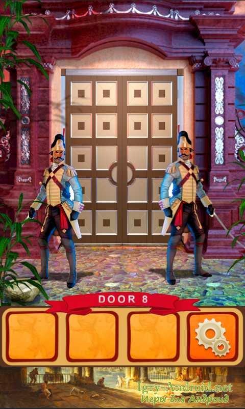 Скачать 100 дверей для андроид