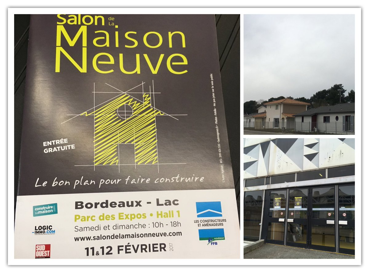 Salon de la maison bordeaux 2017 ventana blog for Salon maison neuve bordeaux