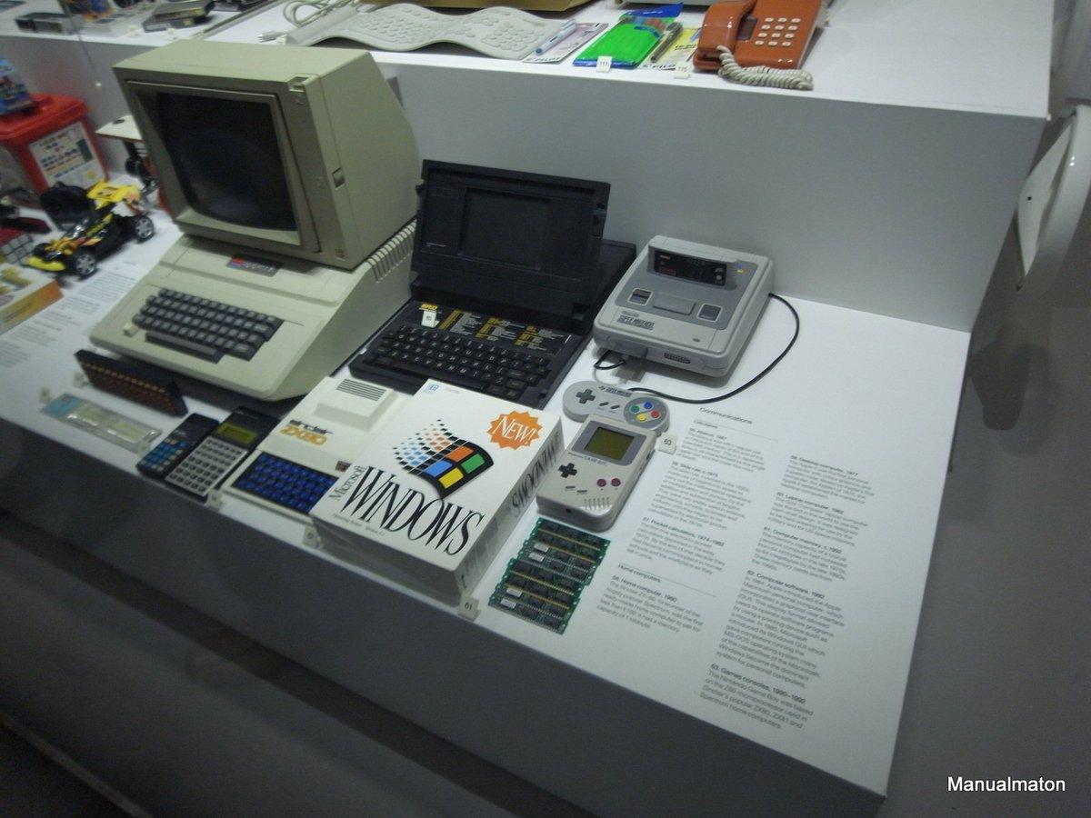 これらが既に博物館に展示されているという事実に気を失いそうになる。#オタク老化問題 pic.twitter.com/qFFAdlaFqu