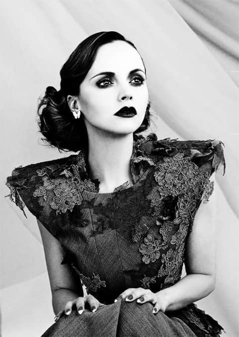 Happy birthday Christina Ricci. Thank you for helping me become who I am today.