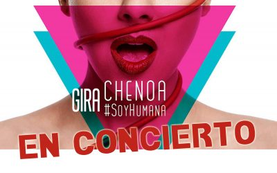 Fechas Tour #SoyHumana de @Chenoaoficial, #conciertos • 18/02 #Ourense • 25/02 #Bilbao • 21/03 #Madrid • 25/03 #PalmaDeMallorca<br>http://pic.twitter.com/h8qZCZApN0