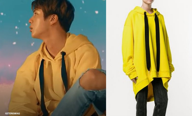 Bts Jin Fashion