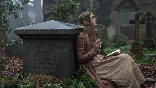 Mary Shelley (anciennement A Storm in the Stars), un film sur Mary et Percy Shelley C4e5i0tWAAA7fGx