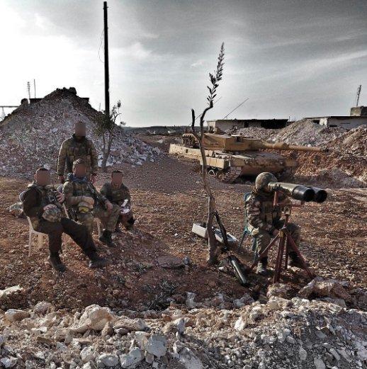 Guerre Civile en Syrie ( LISEZ LE PREMIER POST ! ) - Statut spécial  - - Page 38 C4e6UZEW8AA1RyF