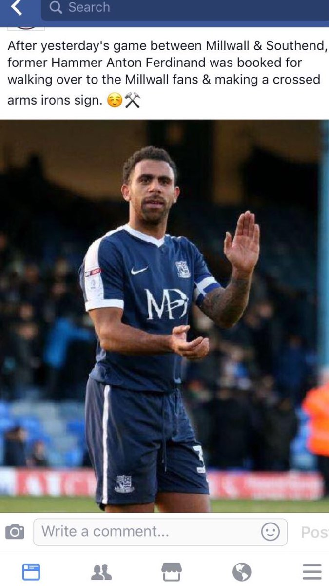 You hero @anton_ferdinand