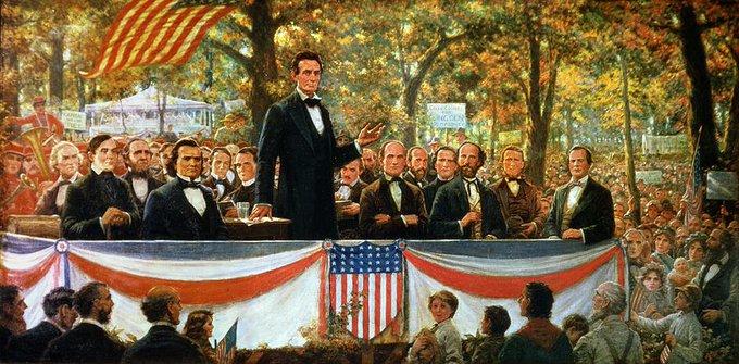 Abraham Lincoln Kentucky Corncakes