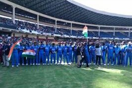 Replying to @sachin_rt: Nothing is impossible & Team India proved it once again by winning the #BlindWorldT20! Fantastic!!