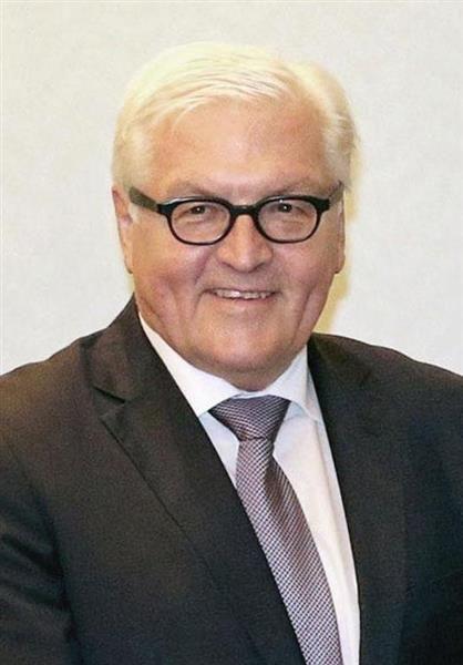 ドイツ大統領にシュタインマイヤー氏選出 sankei.com/world/news/170…