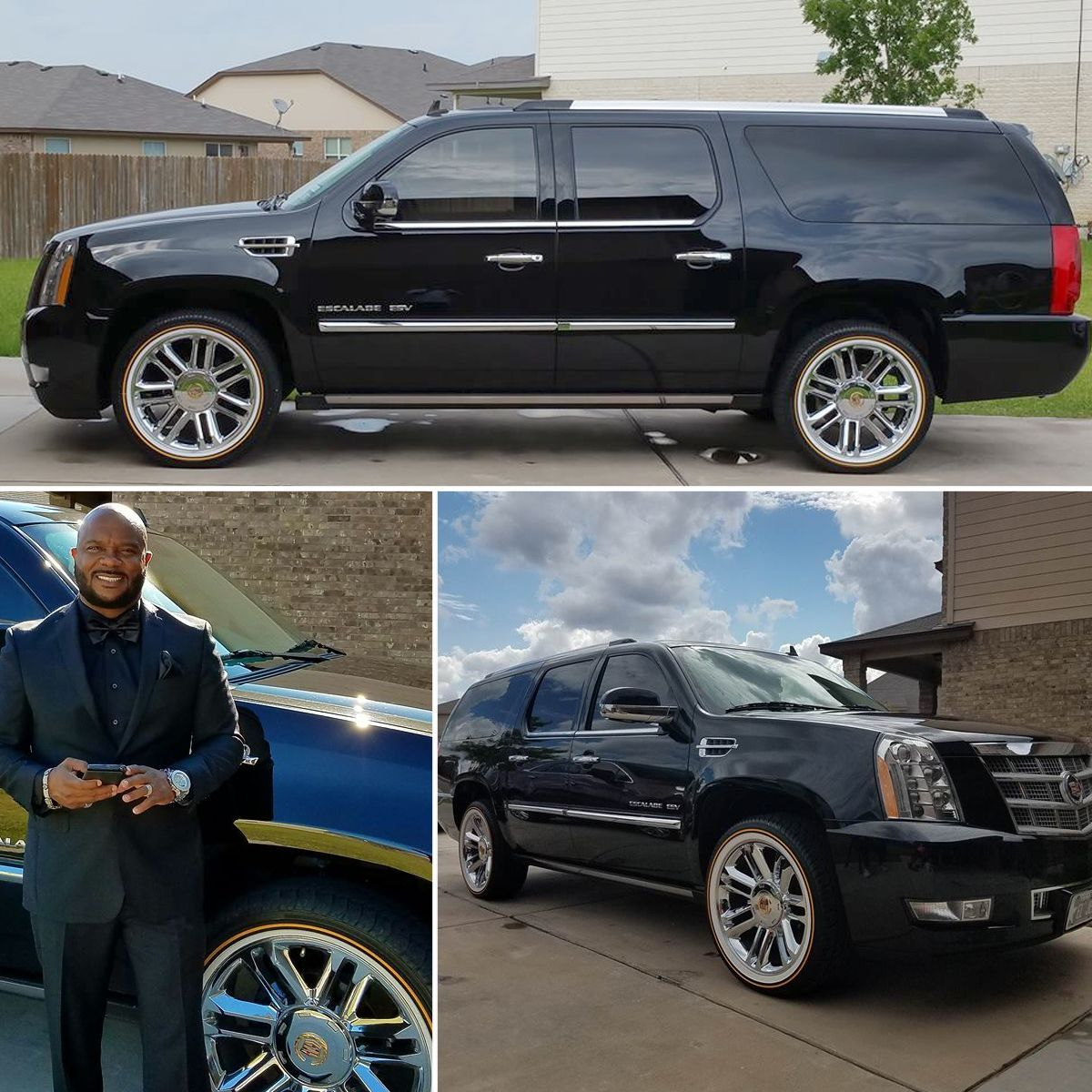 for tires ext pin nice cadillac inch clean tyres on escalade this vogue
