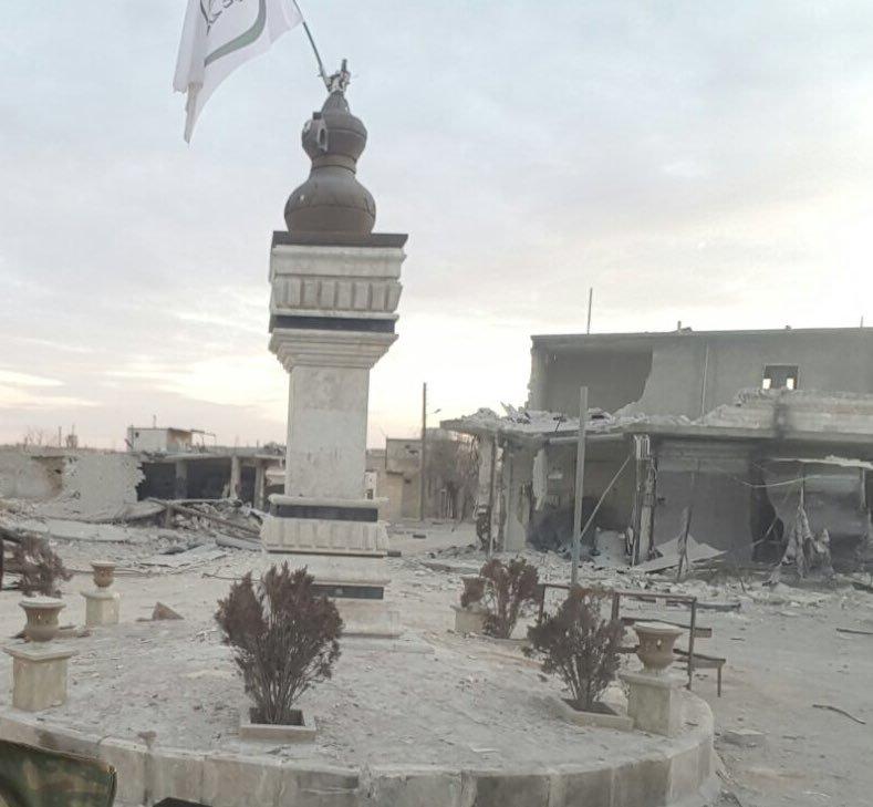 Guerre Civile en Syrie ( LISEZ LE PREMIER POST ! ) - Statut spécial  - - Page 38 C4ebJdBWEAQokZV