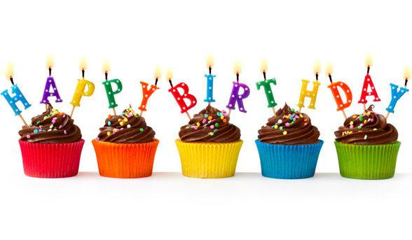 Happy Birthday, Jesse!  I hope you have an absolutely fabulous day!