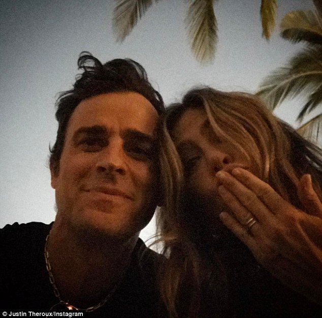 Justin Theroux wishes wife Jennifer Aniston a happy 48th birthday