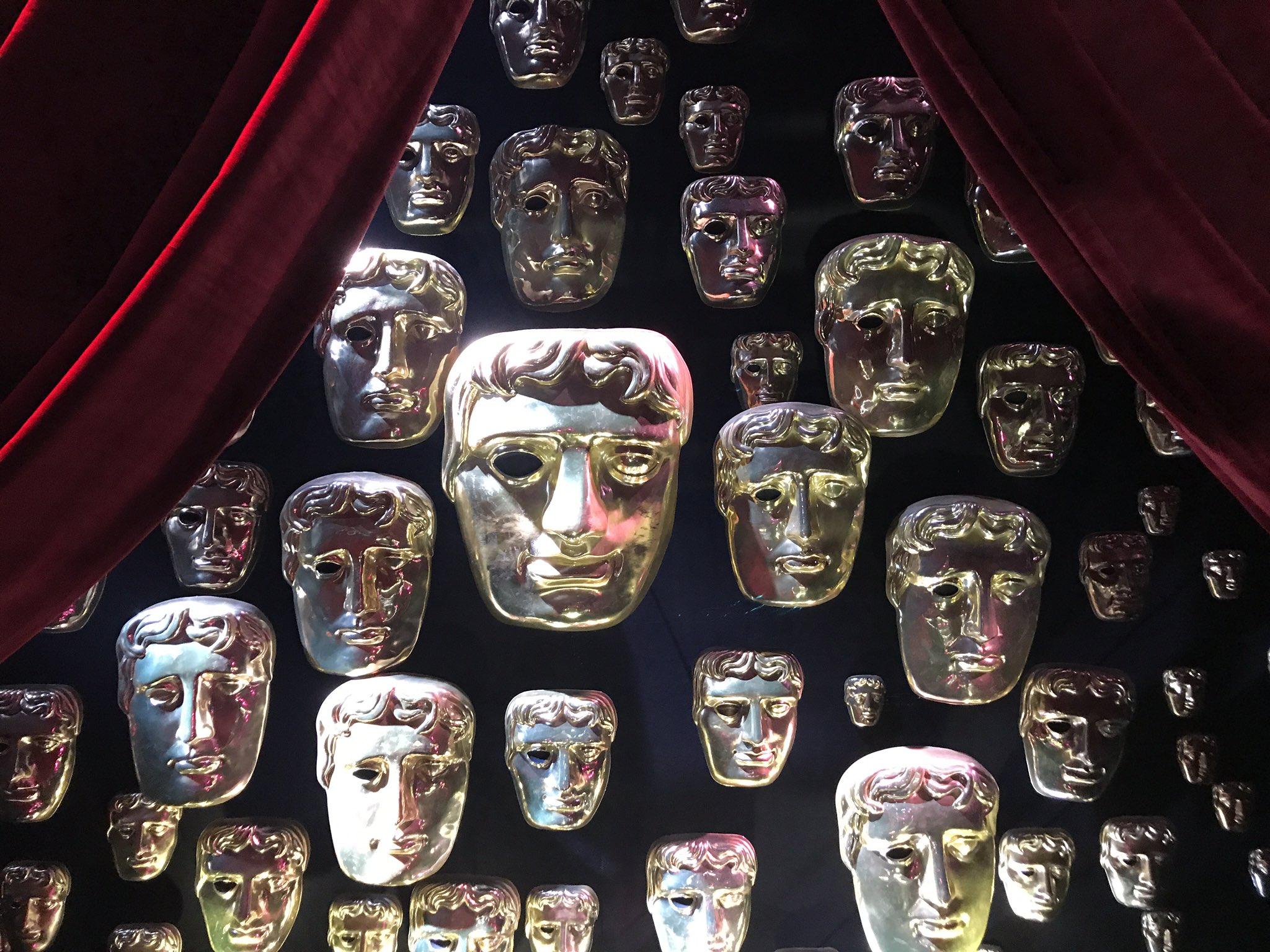 I am Baftacus. No, I am Baftacus. I am Baftacus … etc #BAFTAs https://t.co/RajpXSHnyb