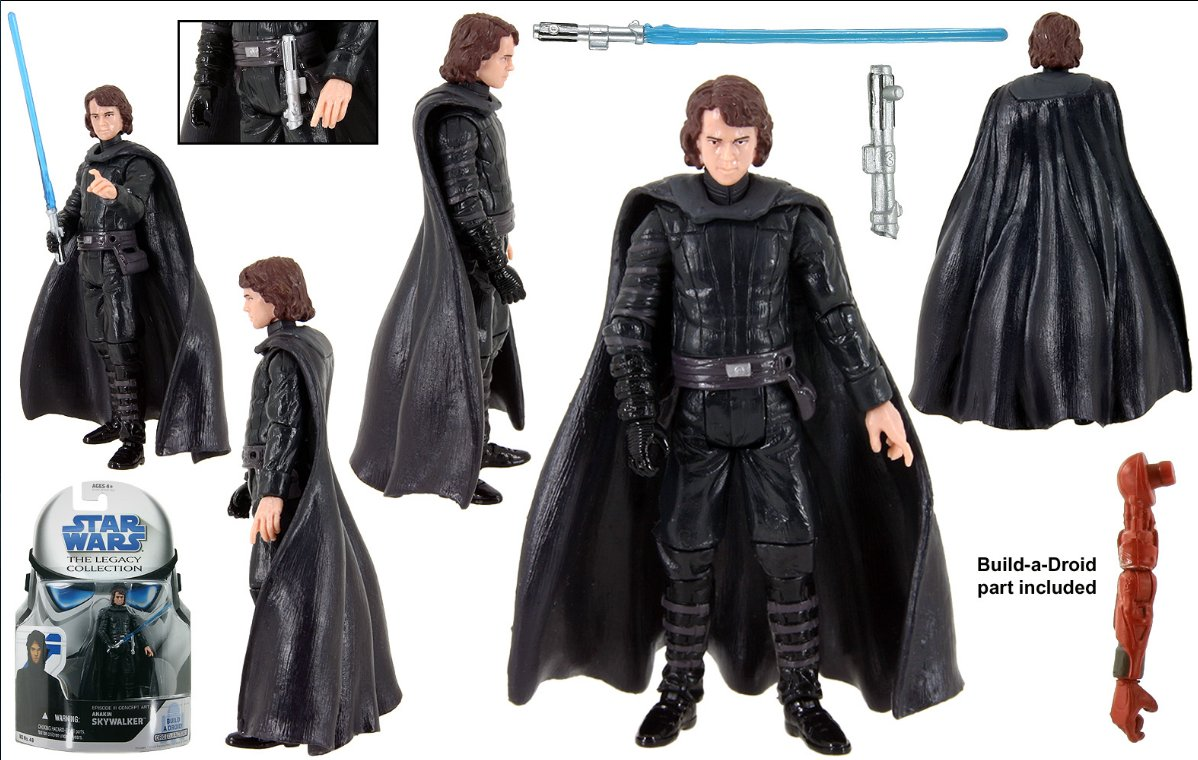 Thomas Storai On Twitter This Figure Of Anakin Concept Art For Rots Reminds Me Of Kylo Ren In Theforceawakens