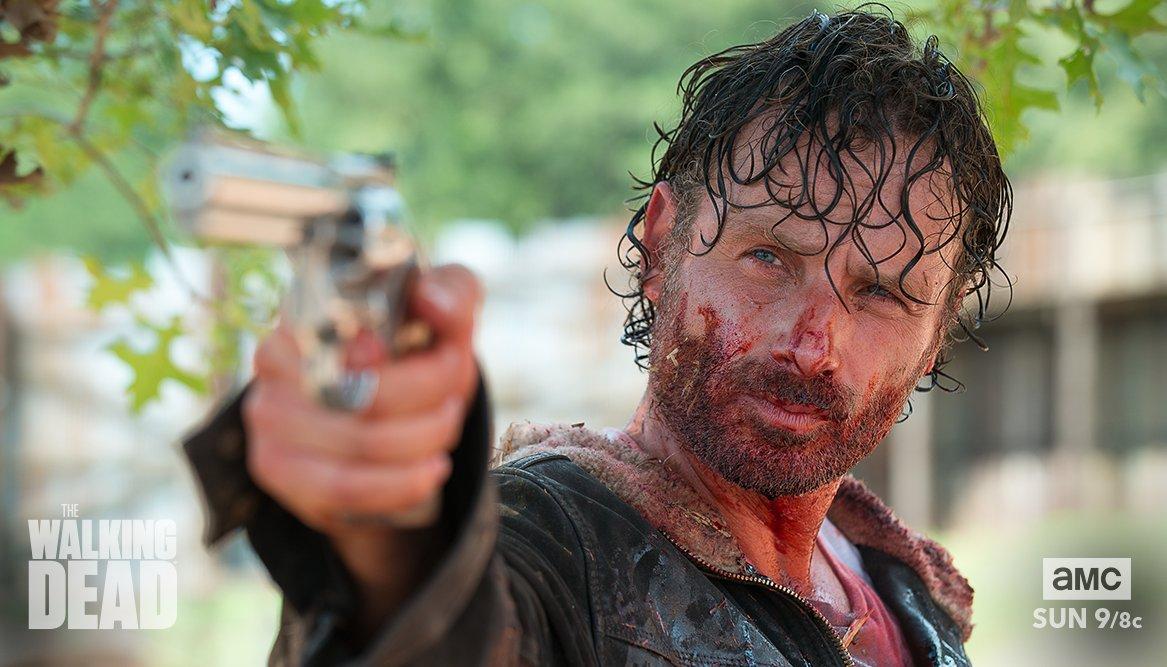 The Walking Dead Temporada 7: Noticias,Fotos y Spoilers. - Página 5 C4f6h2UUcAAe2jT