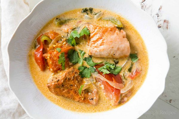Brazilian Salmon Stew (Moqueca) Recipe