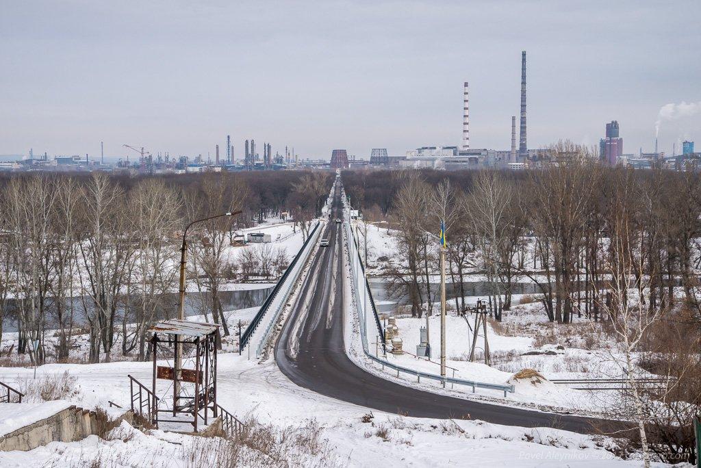 Мост на о.русский что сделано