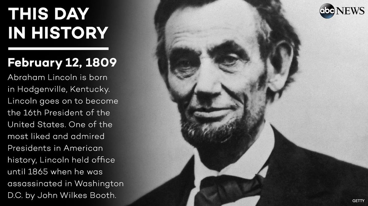 what year did abraham lincoln became president