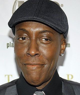 Happy birthday Arsenio Hall!