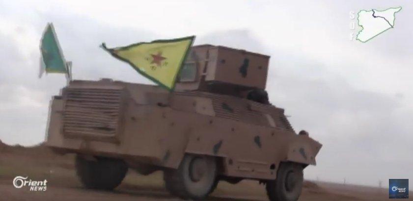 قوات سوريا الديمقراطيه ( قسد ) .......نظرة عسكريه .......ومستقبليه  C4fh12MUMAAVEyn