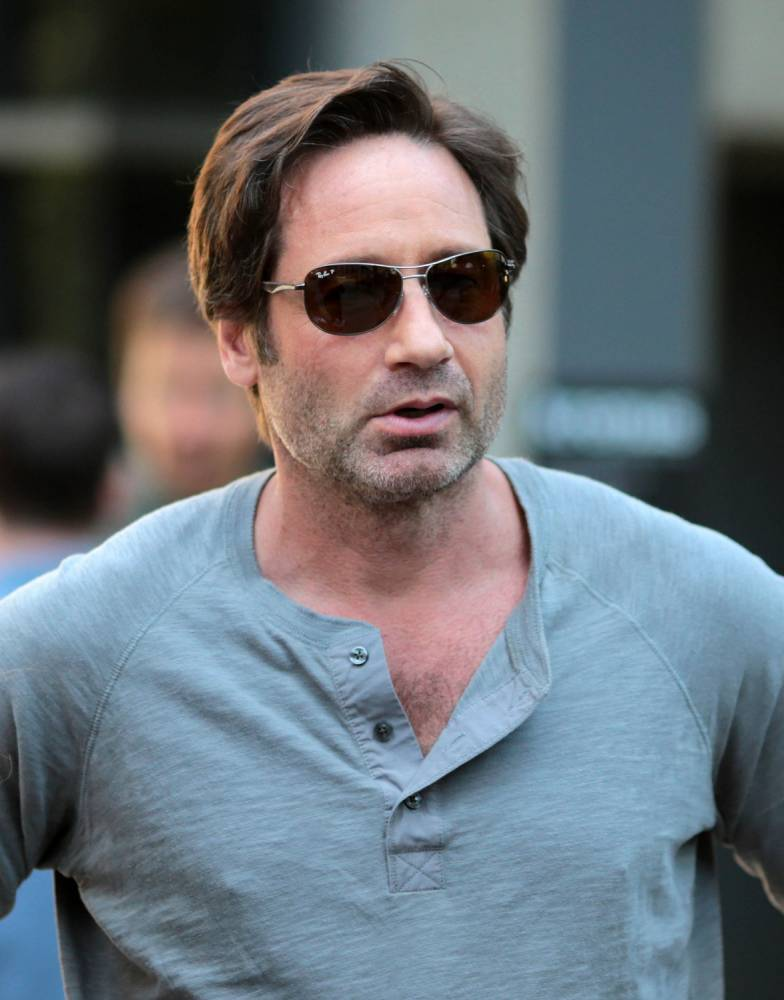 Duchovny Central (@Duc...