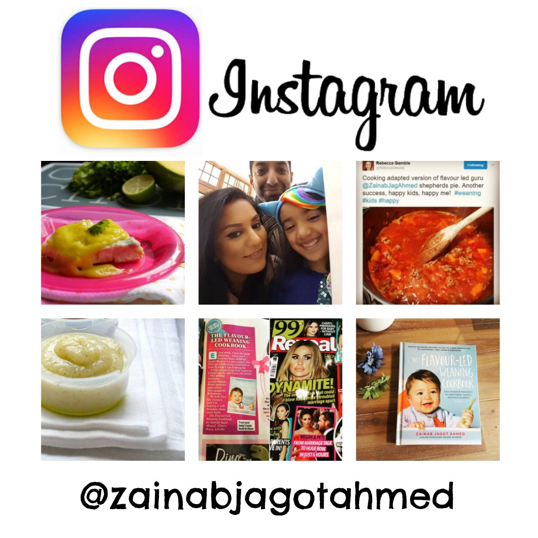 Zainab Jagot Ahmed The Flavour-led Weaning Cookbook