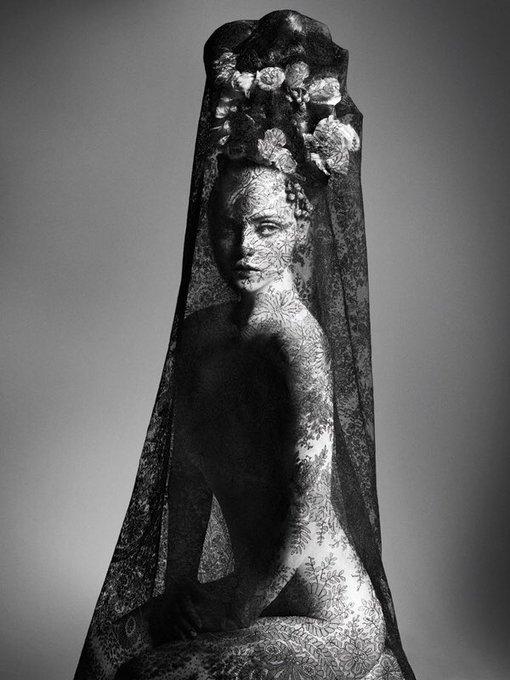 Happy Birthday Christina Ricci  photographed by Daniele Duella & Iango Henzi, 2011