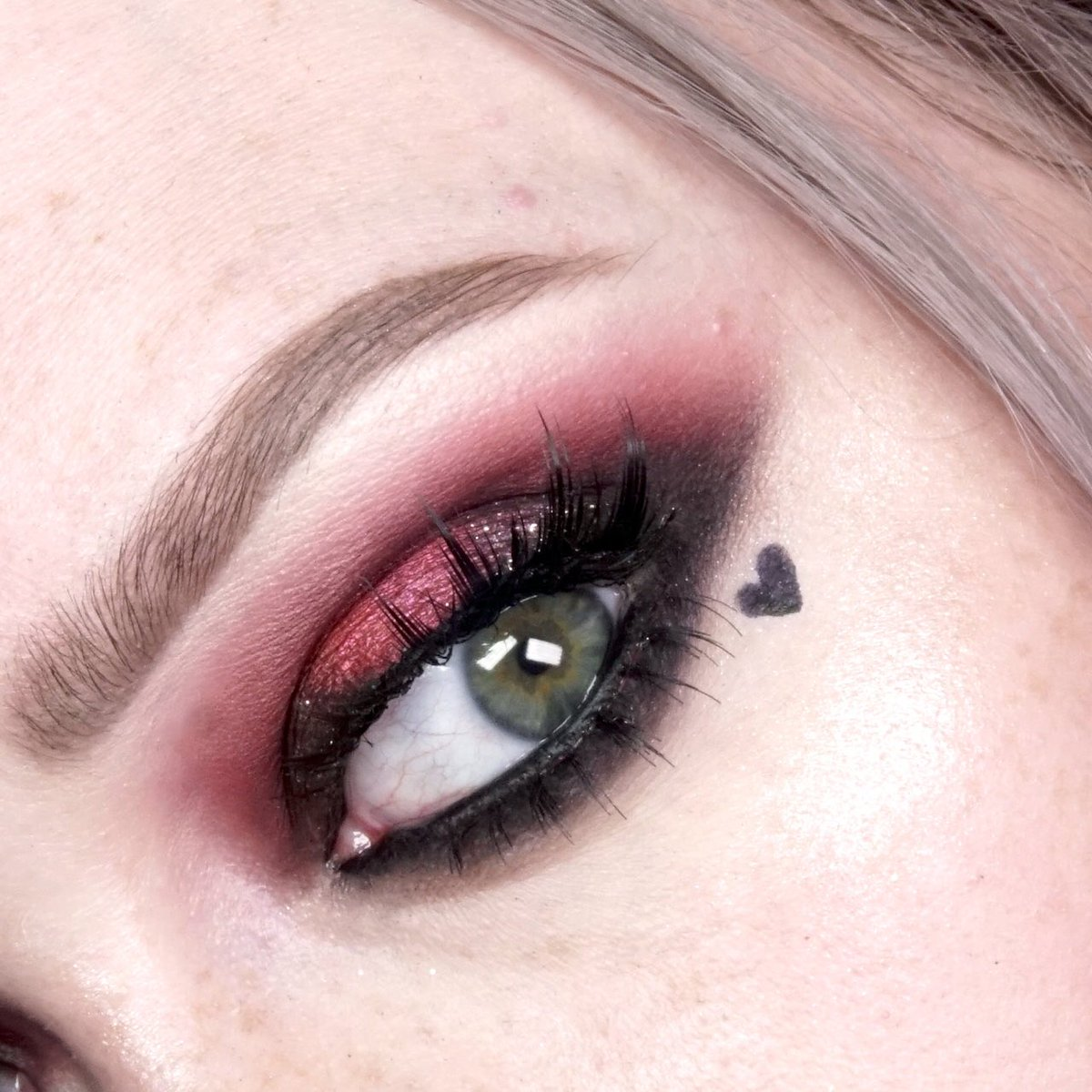 Jkissa on twitter new vid dramatic af valentines day makeup dramatic af valentines day makeup tutorial httpstjxap8ynn8d baditri Gallery