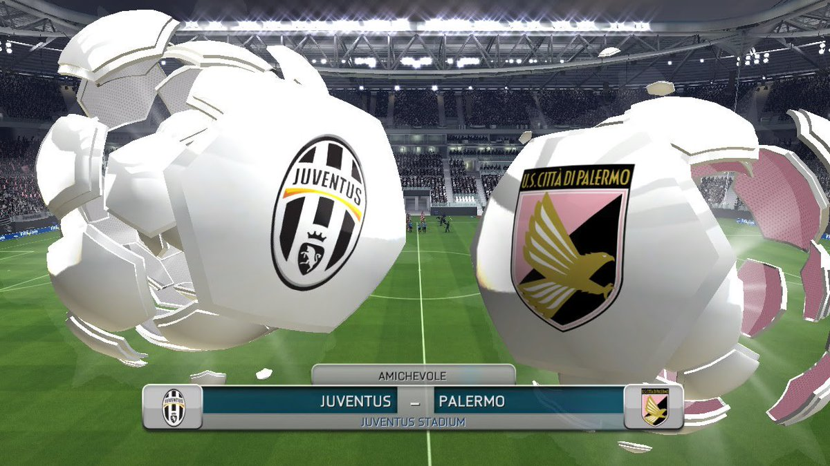 Rojadirecta JUVENTUS PALERMO Streaming Gratis Online: vedere con Video YouTube e Facebook Live Stream