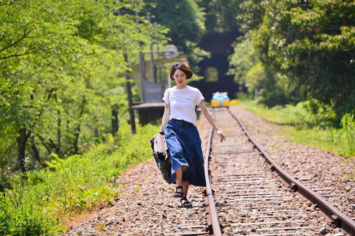 どうしても線路内に侵入したい方、奥のとトロッコ鉄道にお待ちしております。なんと日本酒試飲後にも侵入可…