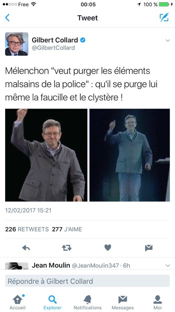 Ça va voler haut la campagne des législatives contre @GilbertCollard dans la 2e circonscription du #Gard. #jlm2017 #FranceInsoumise<br>http://pic.twitter.com/8RFb6sv1XV