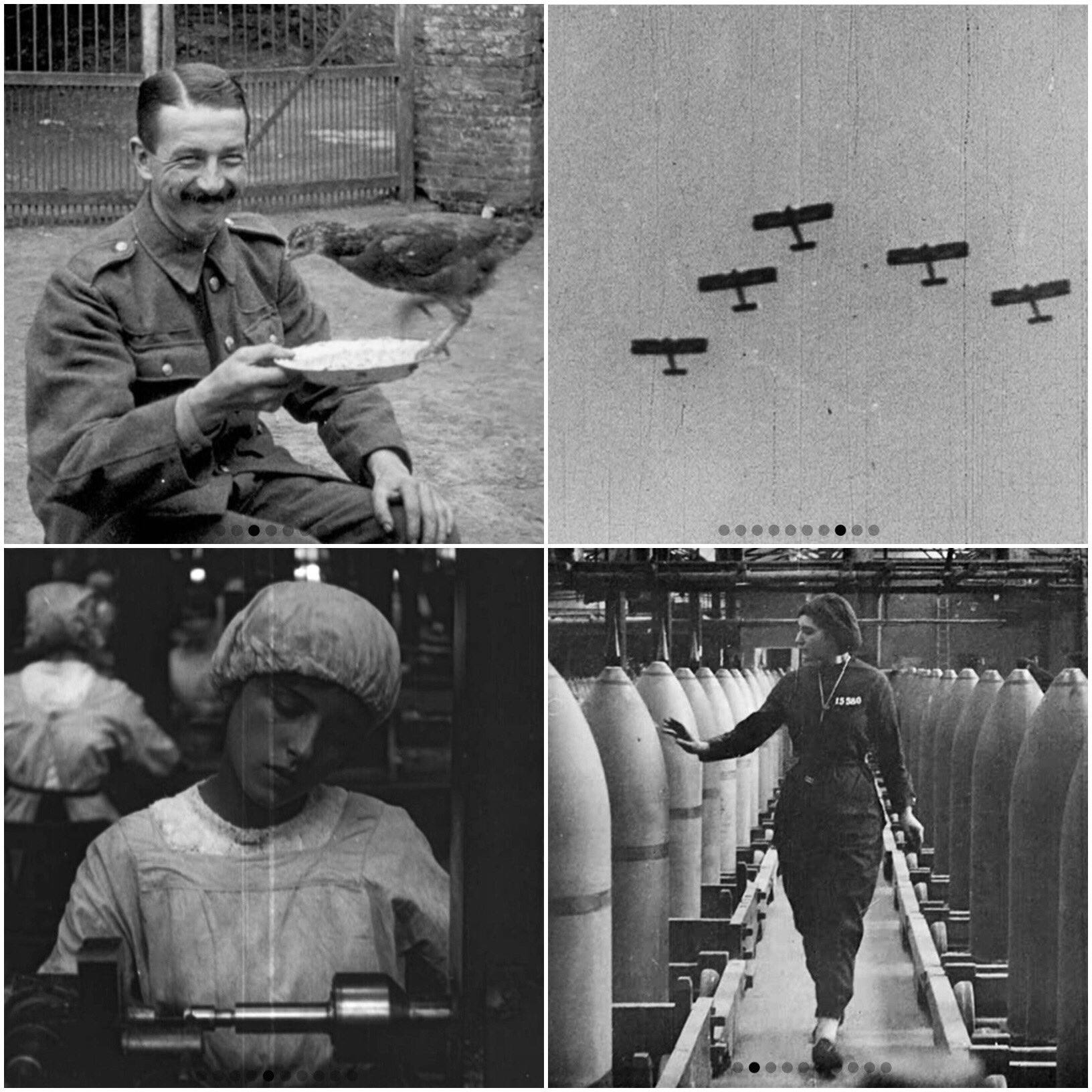 Asunder, a film by Esther Johnson combines contemporary footage with stunning + often touching WWI archive film : https://t.co/NPZx9zcmBw https://t.co/mL93uuVYMV