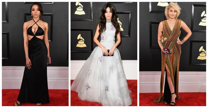 All the Most HEAD-TURNING Looks From the Grammys Red Carpet
