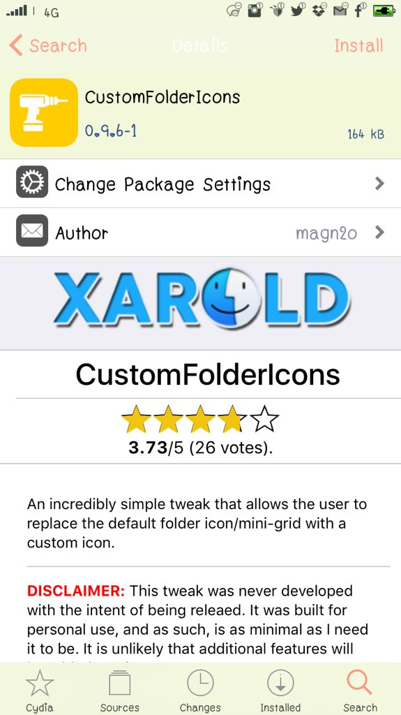 Xarold Source