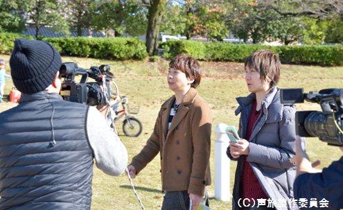 「声優だって旅しますthe 2nd 」諏訪部順一さん&前野智昭さんチームの撮影風景をお届け!お二人は…