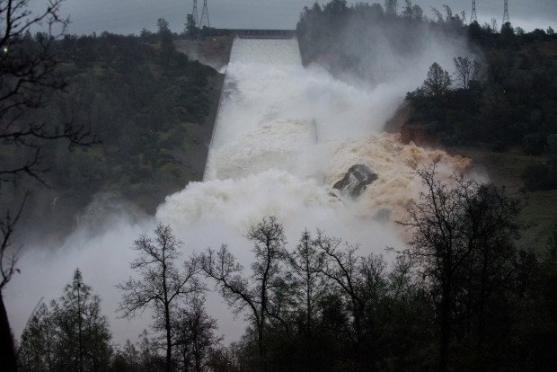 Oroville Dam: Feds and state officials ignored warnings 12 years ago https://t.co/PKPigjGOSo #OrovilleDam #OrovilleSpillway https://t.co/w1uEUoKiY1