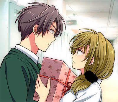 さっき瀬尾が若松にチョコを渡してるのを見た。  マジかよお前らそんなんだったの!?とビビッてたら、差…